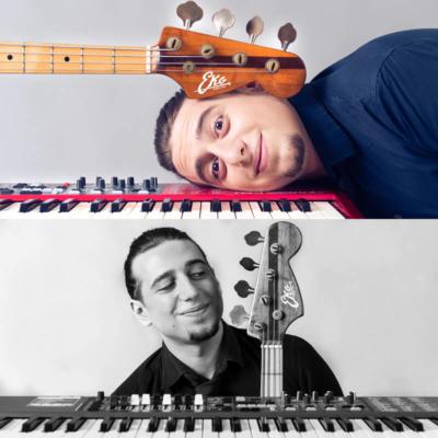 Gregorio Paffi - Basso e tastiere