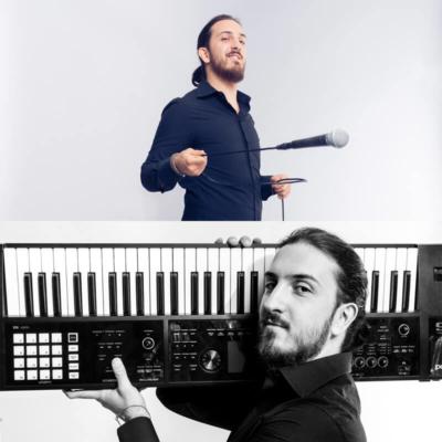 Michele Menichetti - Voce e tastiere