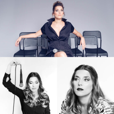 Sara Jane Ceccarelli - Voce e conduzione