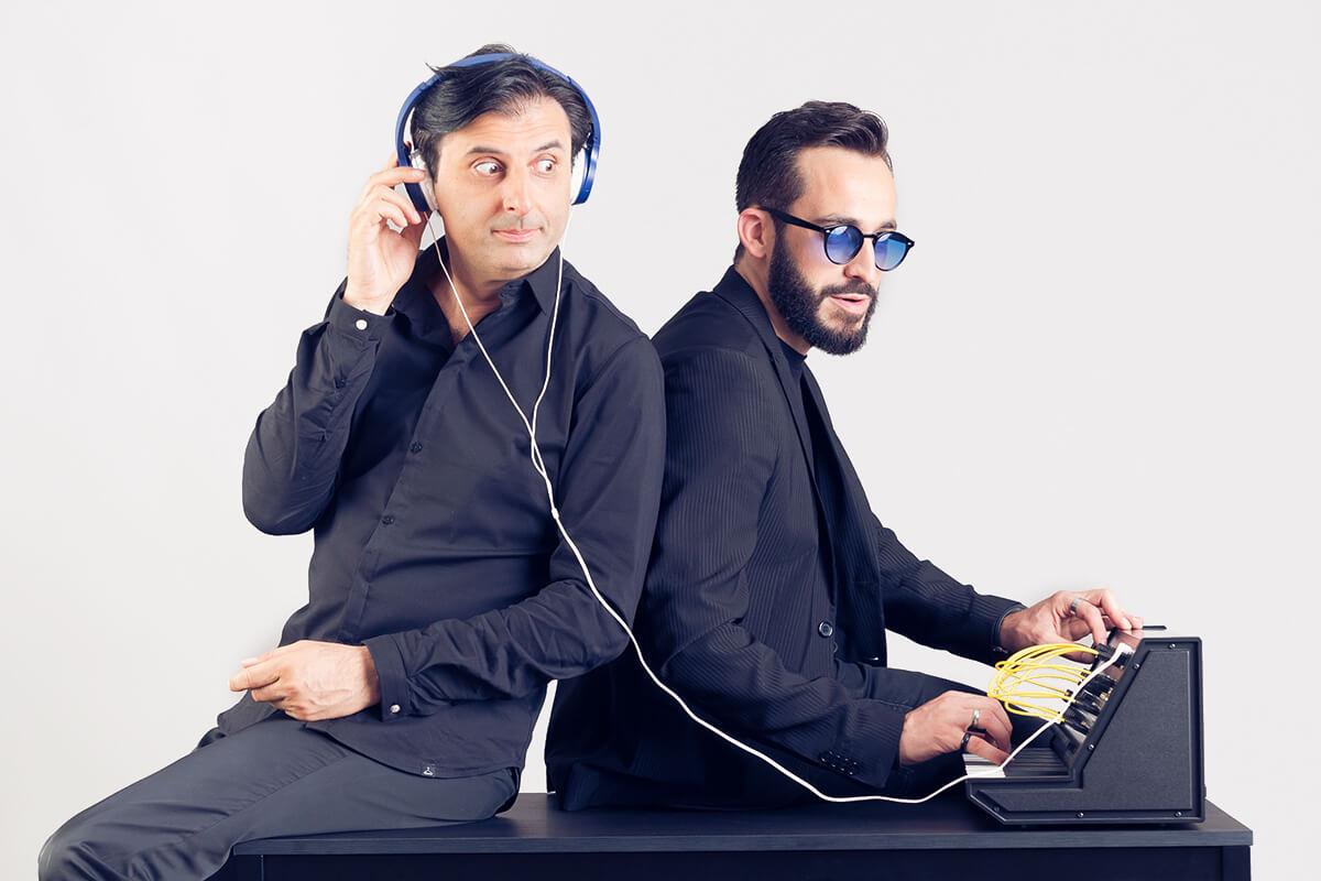 Maurizio Pugno e Michele Fondacci