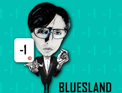Bluesland: -1 per Patreon! Domani si parte!