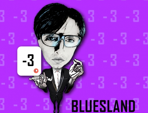 Bluesland: -3 per Patreon!