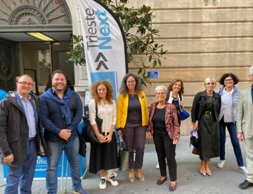 Capozucca e Labellarte relatori al Festival Next di Trieste